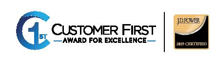 Customer First Award