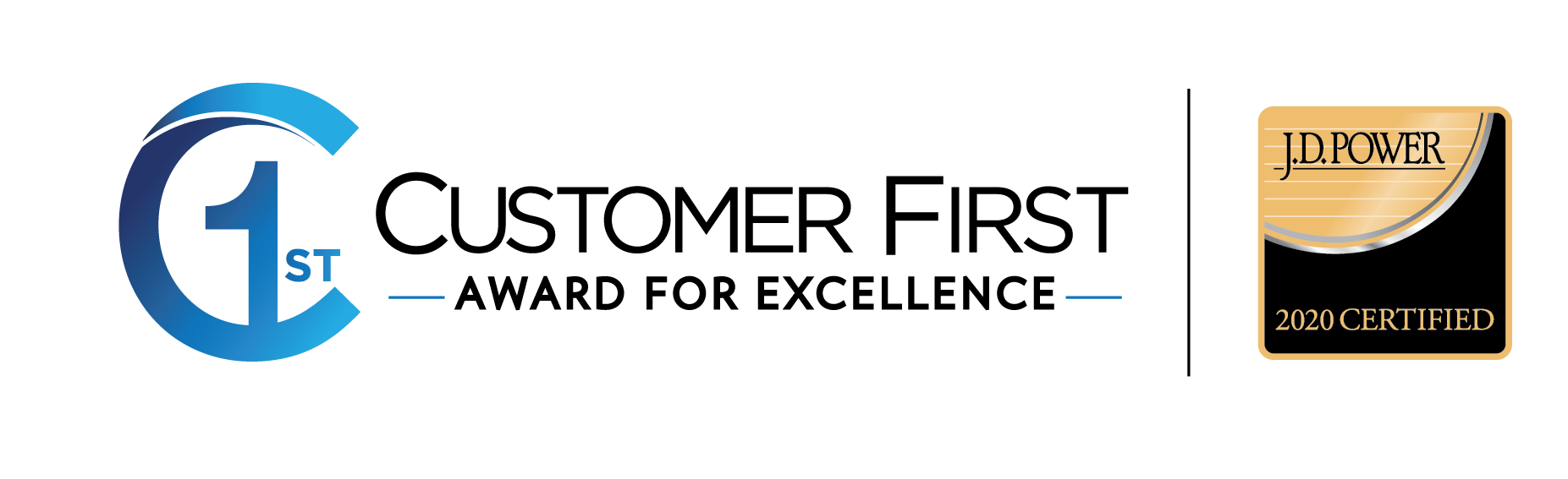 Customer First Logo