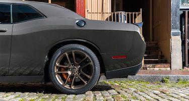 2020 dodge challenger wheels