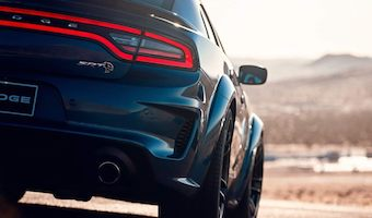 2020 Dodge Charger Rear