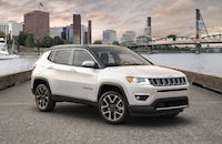 2020 Jeep Compass model