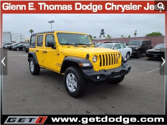 Jeep Lease Deals New Jeep Specials Near Huntington Beach