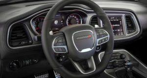 2021 Dodge Challenger Interior.